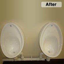 Victorian bath - Milton Keynes - Bath Doctor - urinal