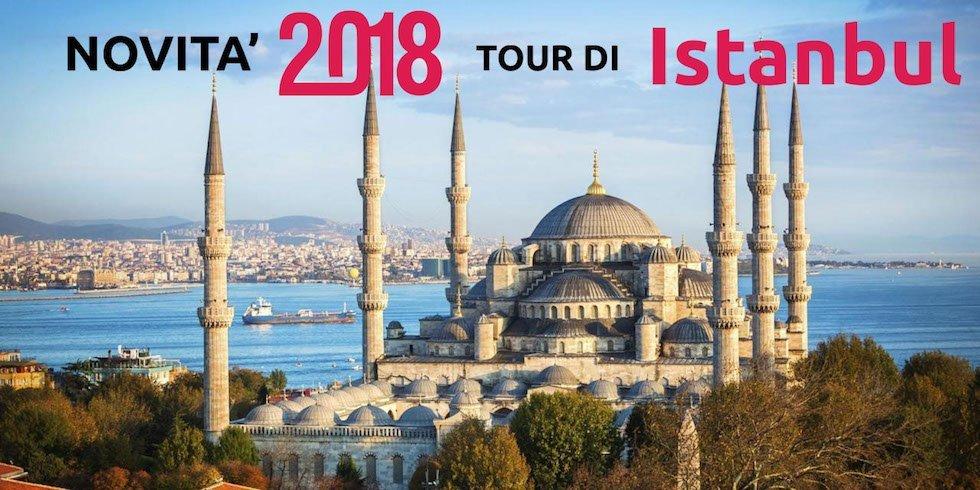 tour istanbul 2018