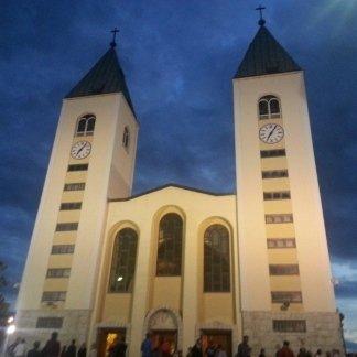 Chiesa di Medjugorje