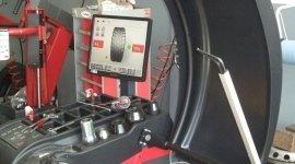 convergenza computerizzata di ruote, deposito pneumatici invernali, equilibratura elettronica