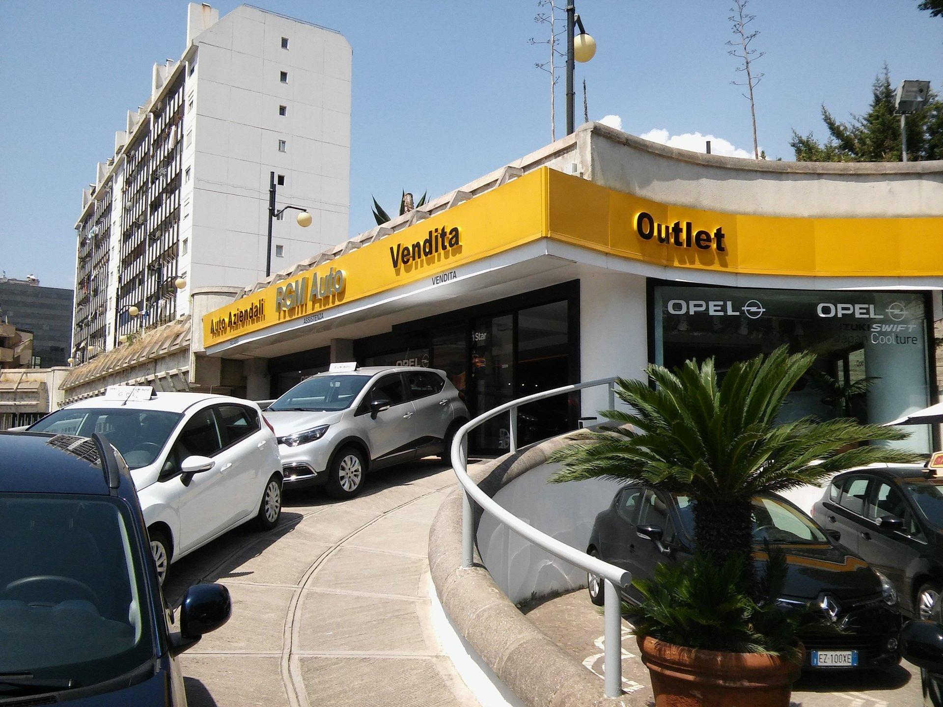 Opel usato Napoli RGM Auto
