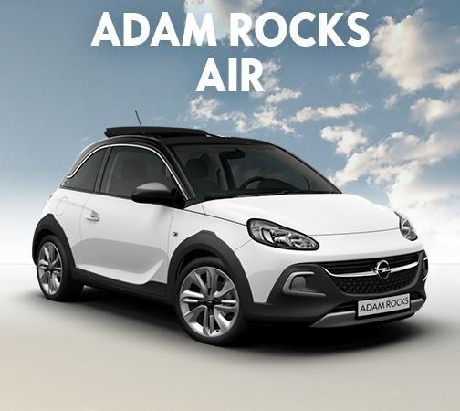 ADAM ROCKS AIR
