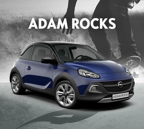 ADAM ROCKS