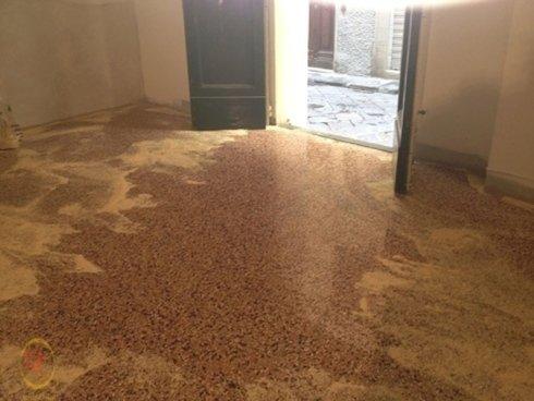 graniglia marmo levigatura lucidatura stuccatura