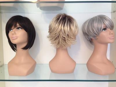 parrucche sintetiche