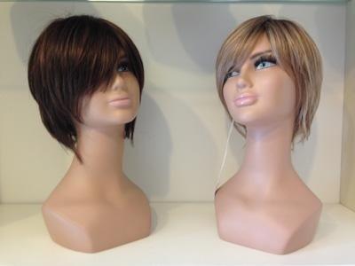 parrucche con tagli personalizzati