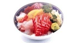 piatti di pesce crudo di ottima