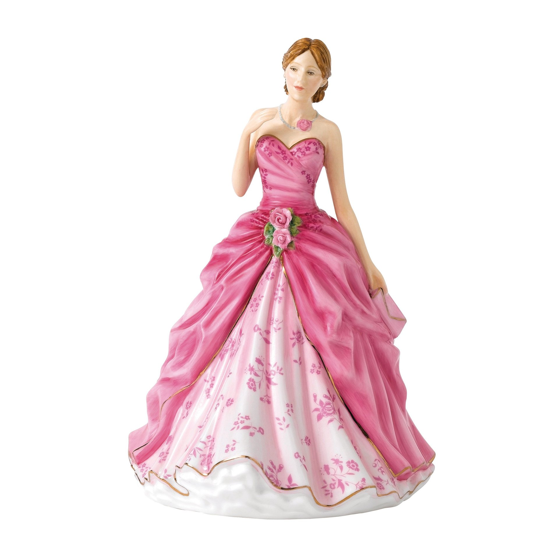 ROYAL DOULTON 2017 PETITE FIGURINE OF THE YEAR GRACE