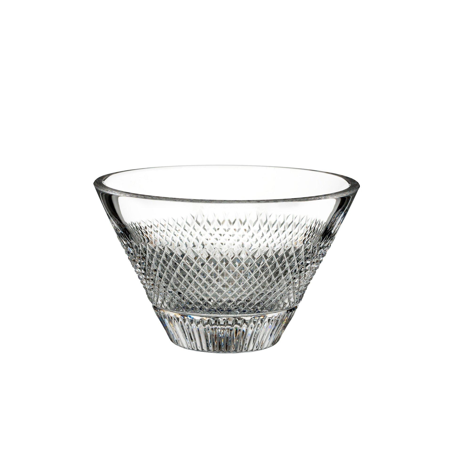 Waterford Diamond Line Bowl 20cm