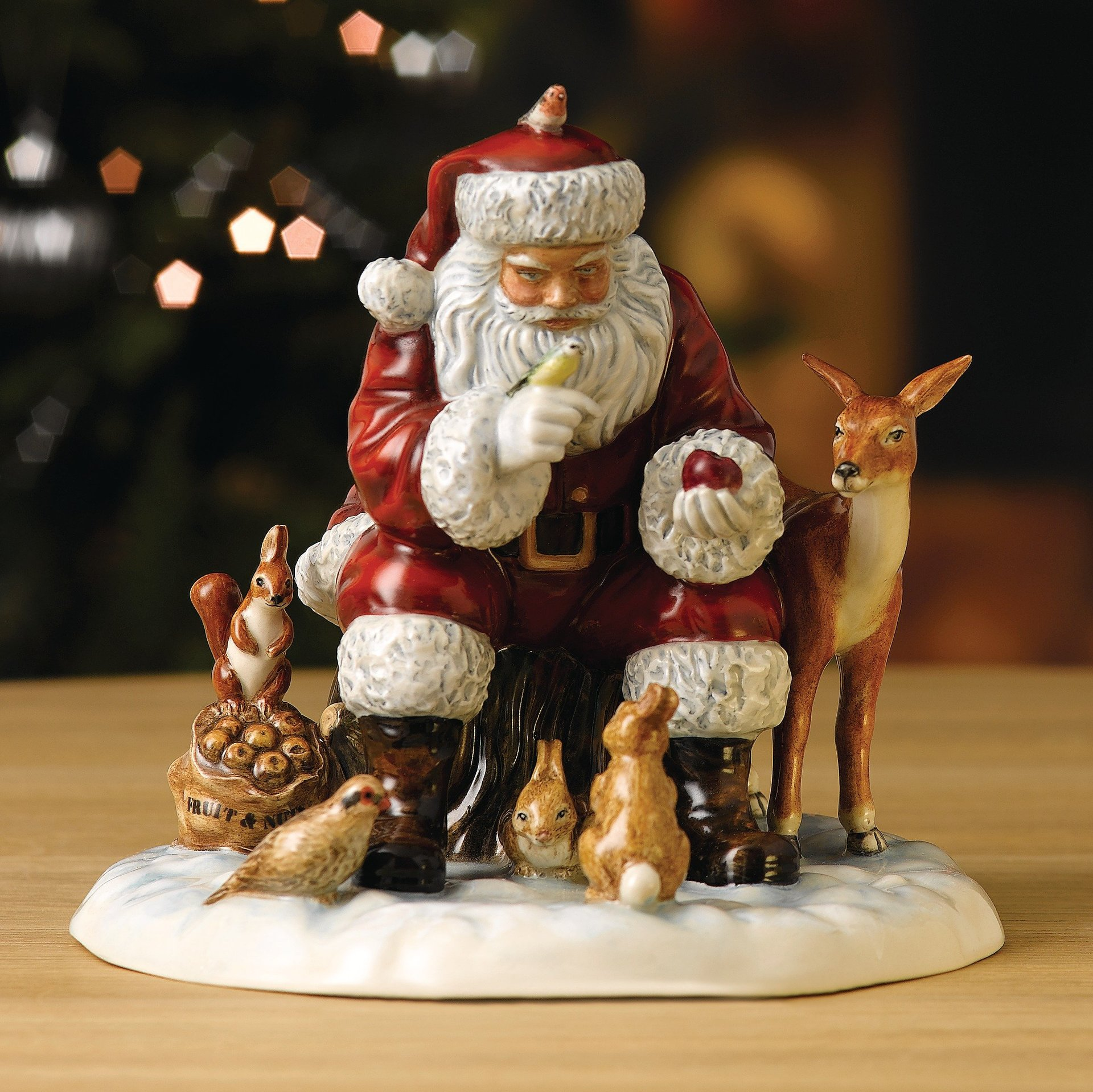 ROYAL DOULTON 2017 ANNUAL FATHER CHRISTMAS