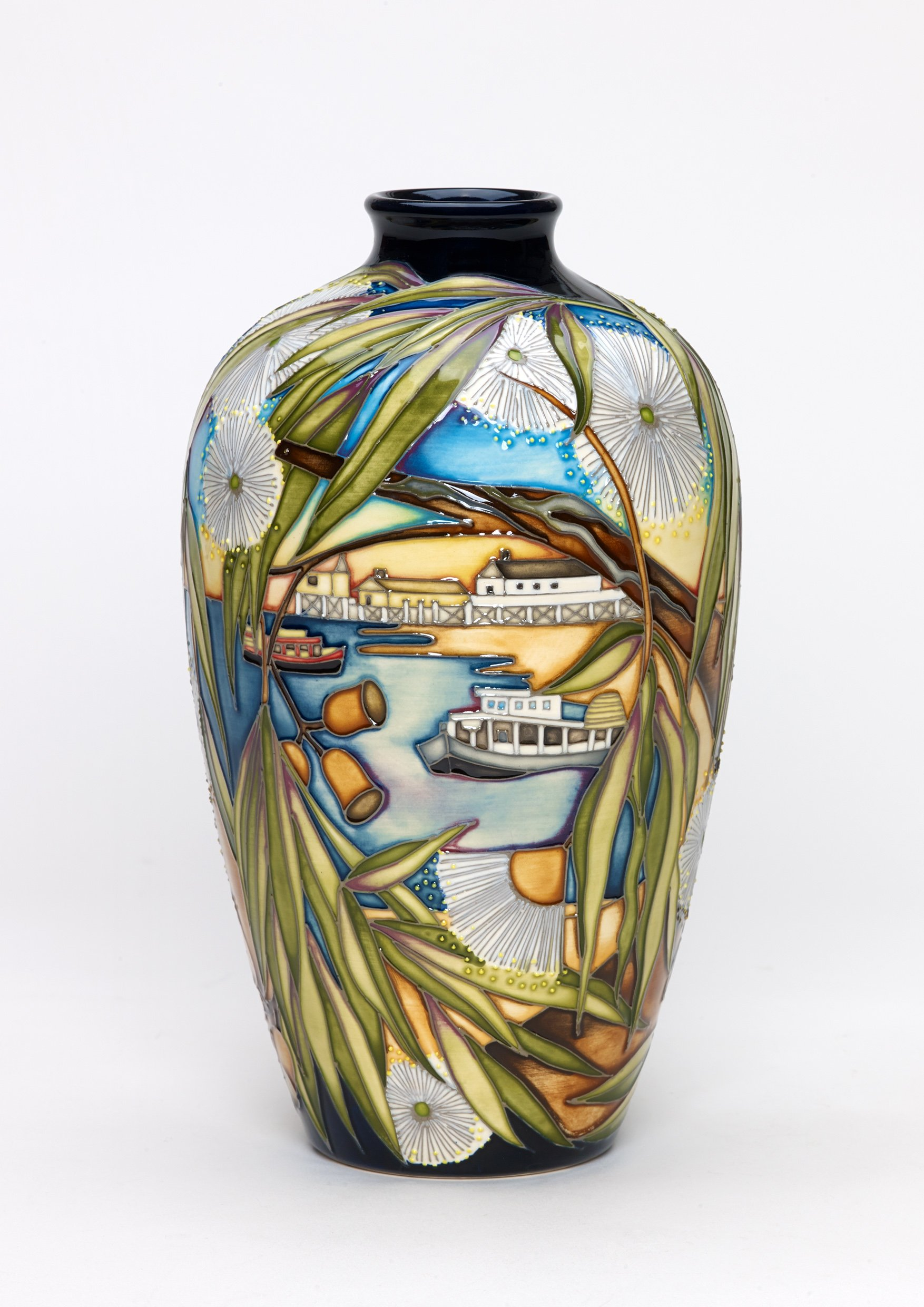 Moorcroft Icons of Australia Murray River