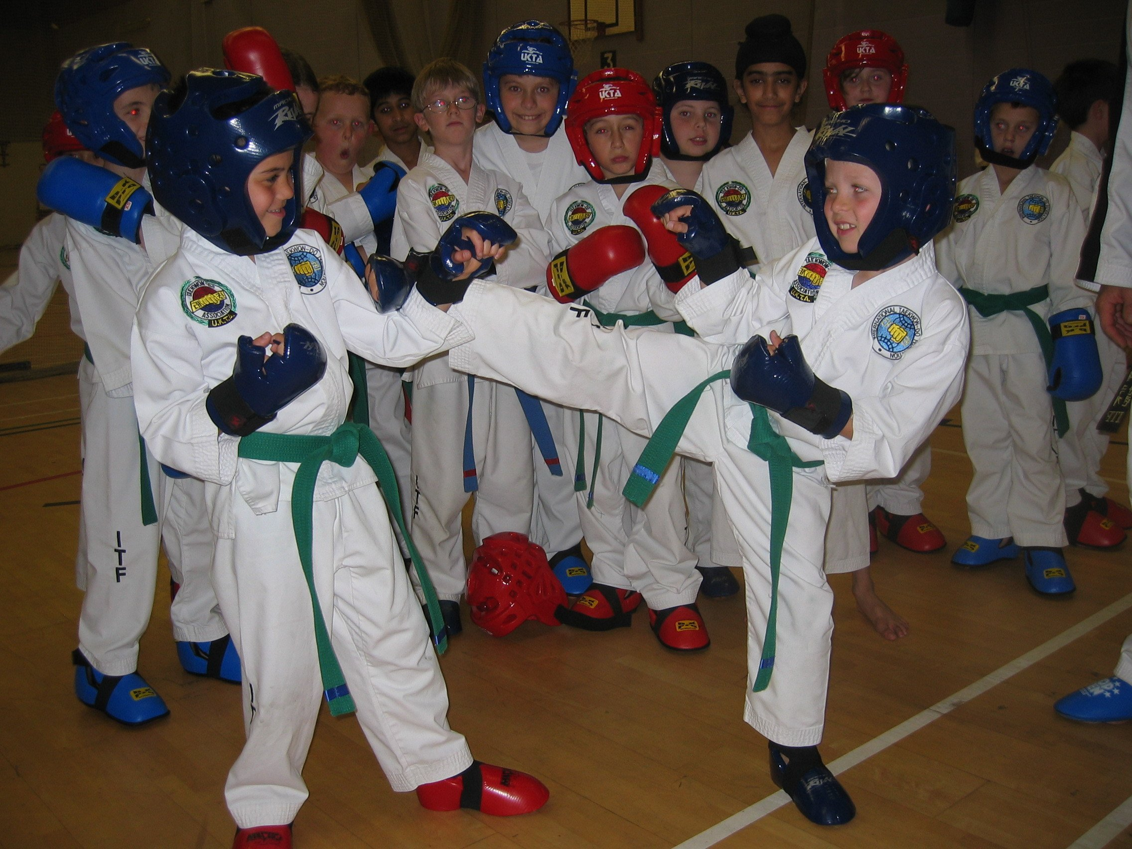 Kids Taekwon-Do