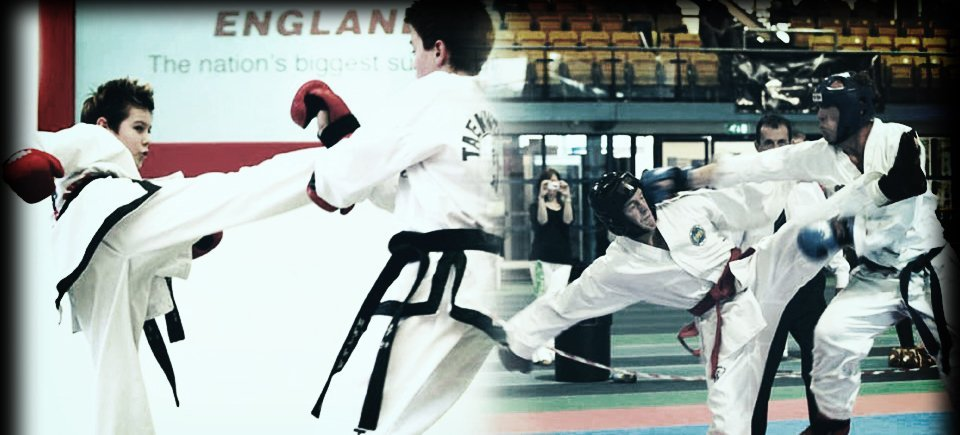 Taekwon-Do in action