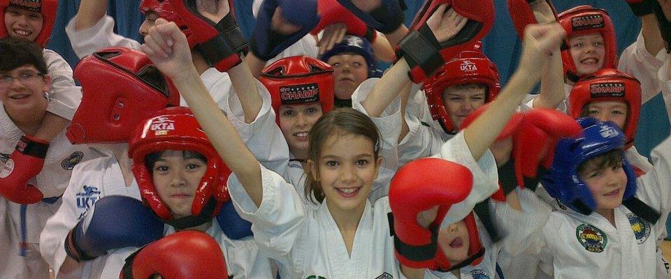 Kids Taekwon-Do