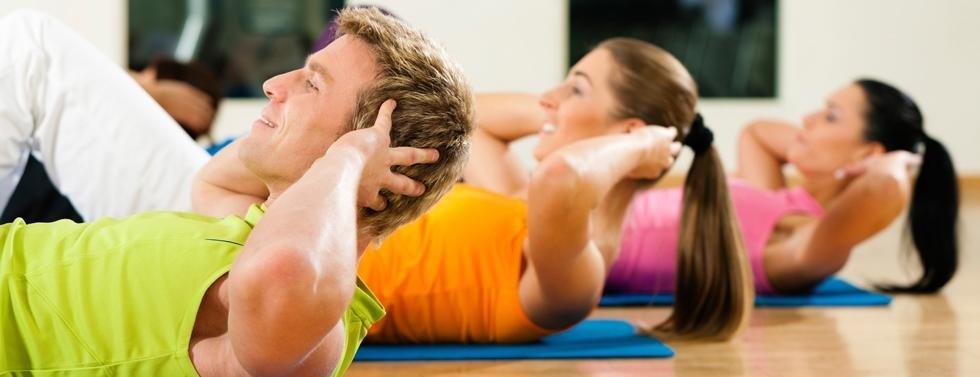 allenamenti fitness