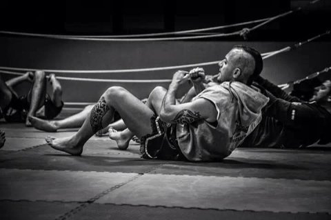 k1 sport da combattimento
