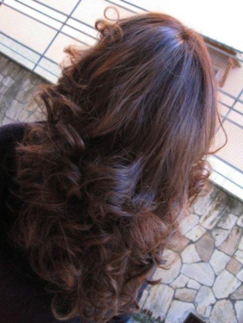 parrucchiere boccoli, arricciatura capelli, parrucchiere arricciatura capelli