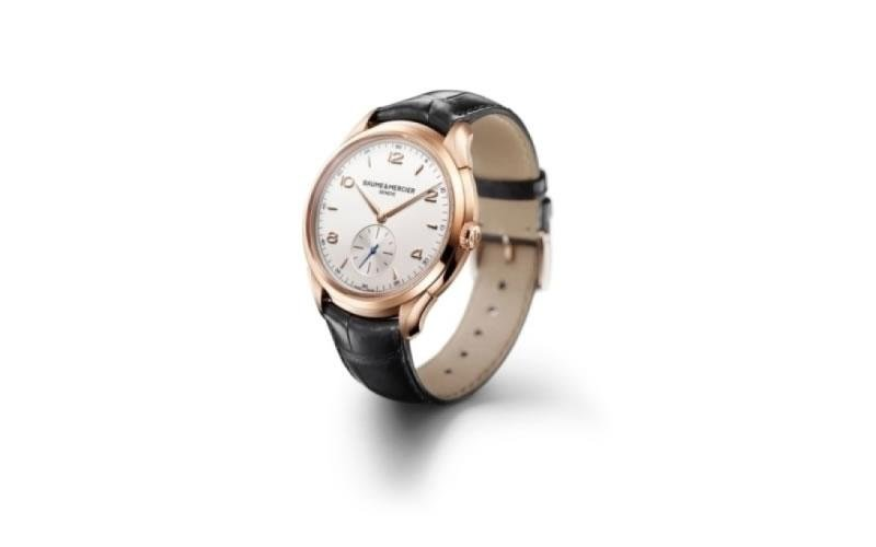 orologi pelle baume mercier