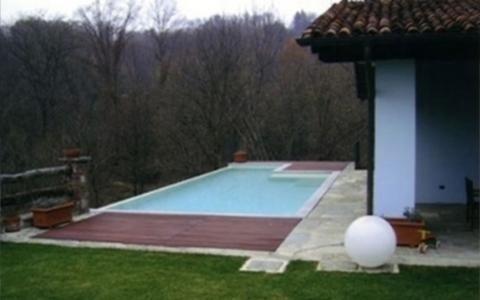 piscine in cemento