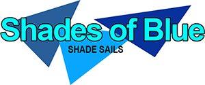 shades of blue shade sails logo
