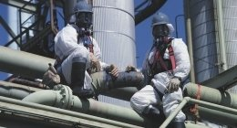 rifiuti pericolosi, smantellamenti industriali, gestione rifiuti tossici