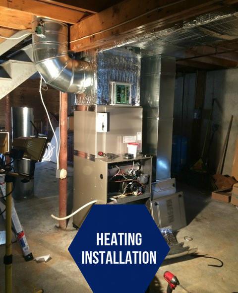 Heating Service Installation Derry, NH