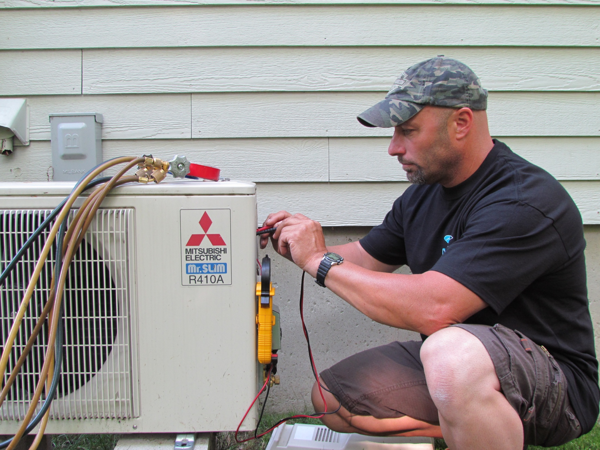 air conditioning installation Windham, NH