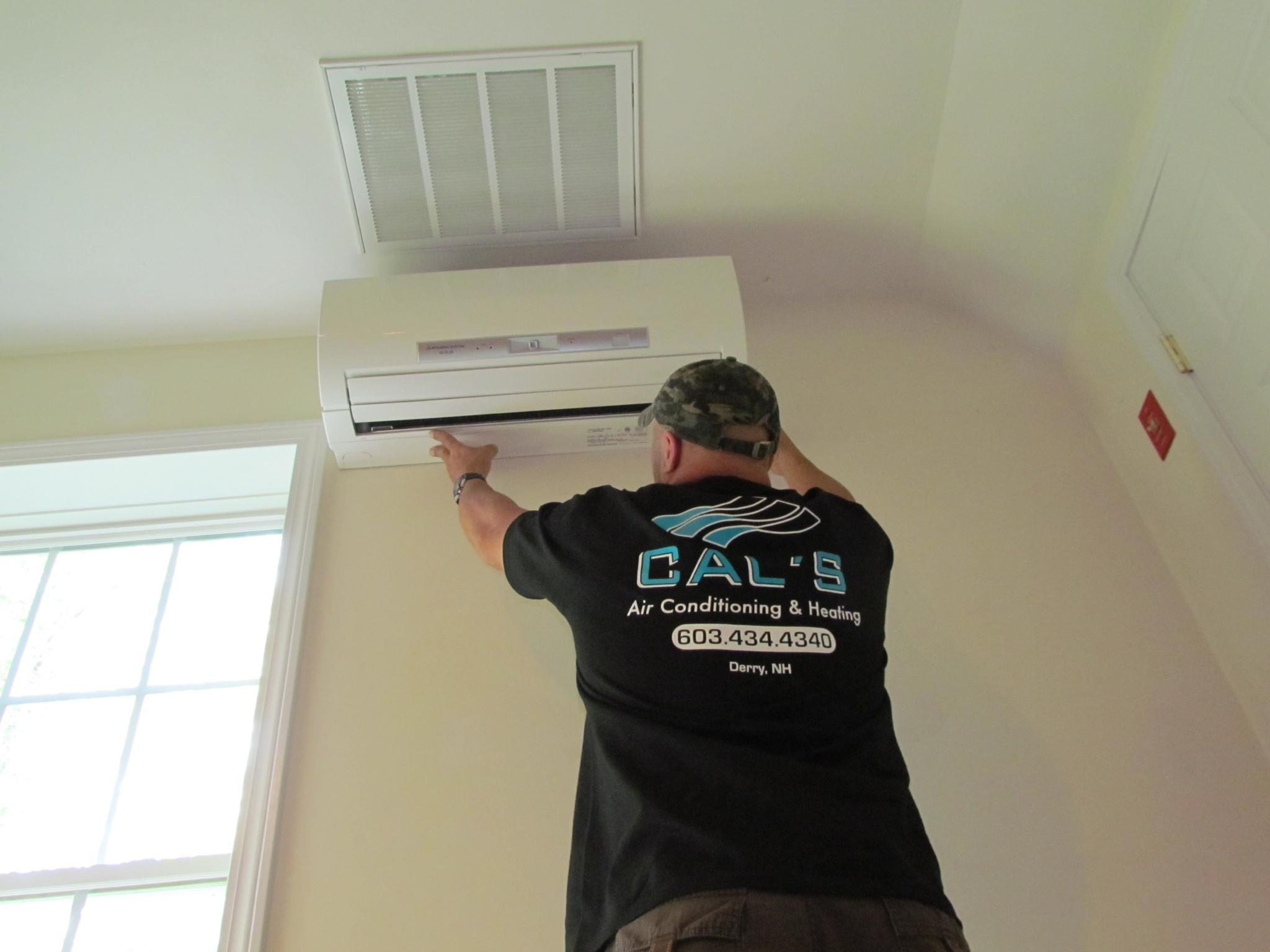 air conditioning installation Salem, NH
