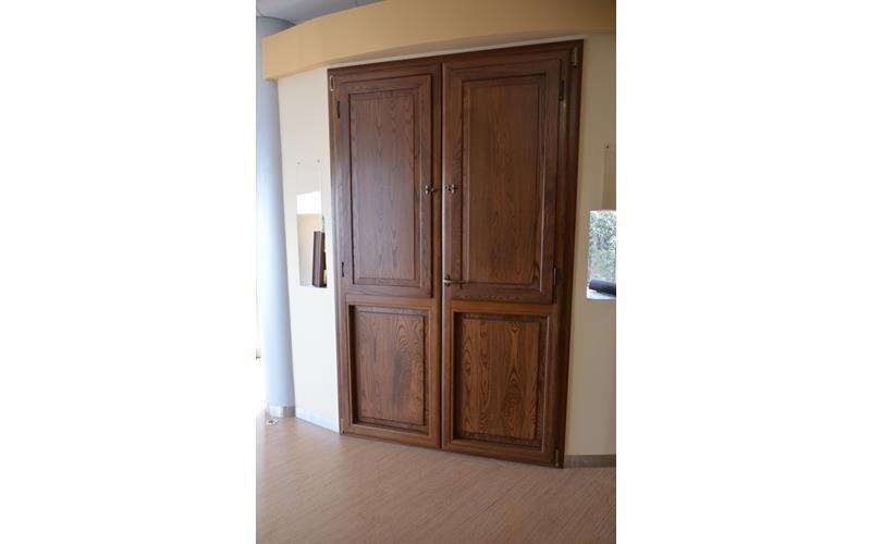 Porte in legno Serramenti Costera