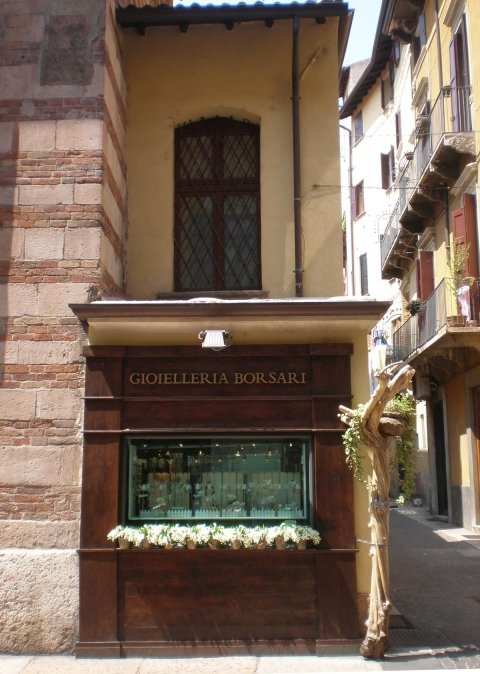 Gioelleria Verona - Gioielleria Porta Borsari