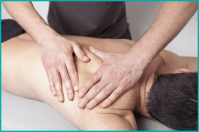 Muscular massage