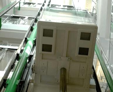 installazione e la manutenzione di ascensori