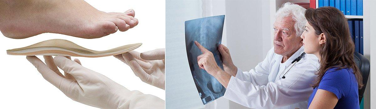 better health podiatry doctors hand
