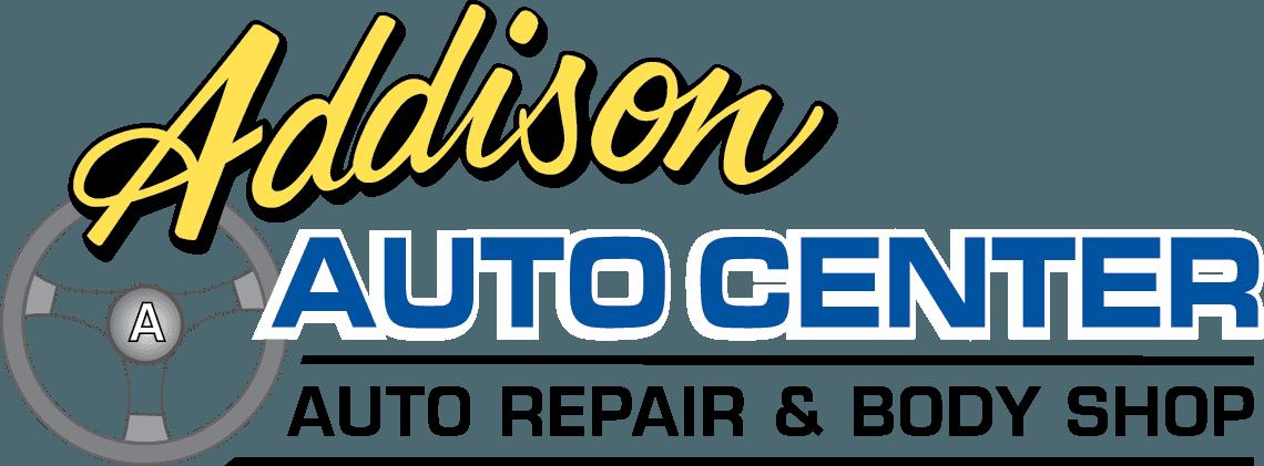 Addison Auto Repair & Body Shop Logo
