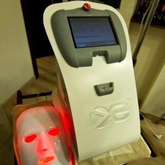 macchinario per trattamenti estetici