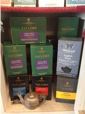 prodotti TAYLORS
