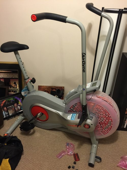 AirDyne Exercise Bike Assembly and Installation Service in Towson Maryland_500x667