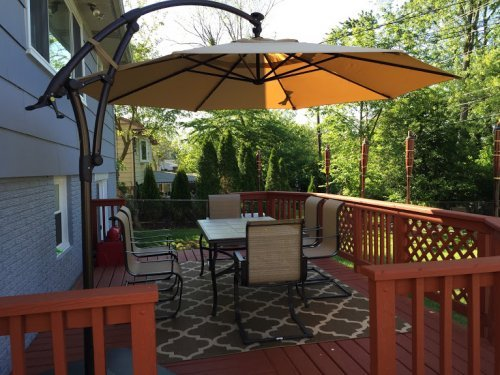 Backyard Furniture Assembly and Installation Service in Annapolis MD