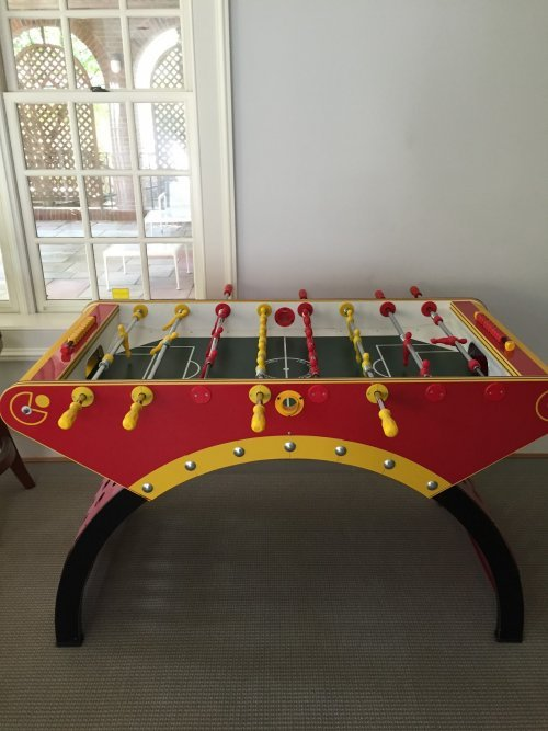 Foosball Table Moving and Relocation Service in DC MD VA