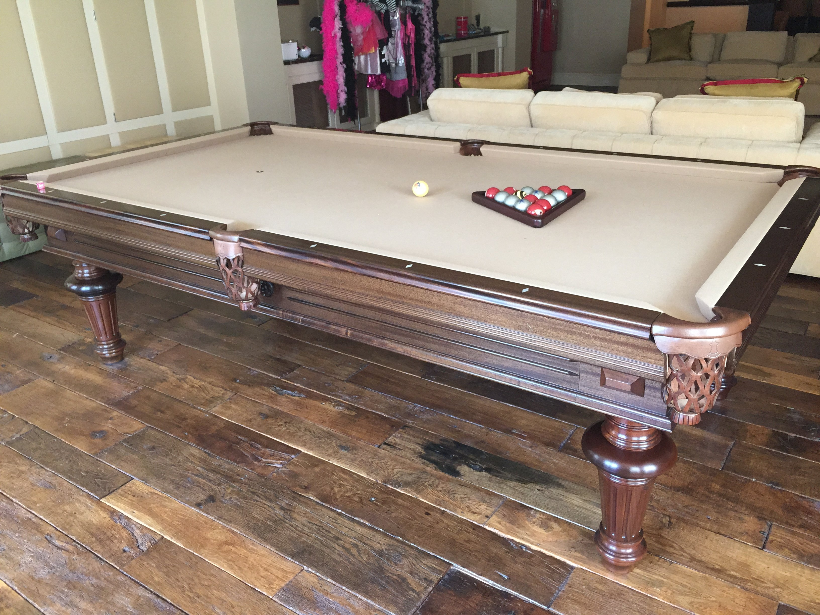 Pool Table Assembly Professionals Guaranteed Results - Pool table disassembly cost