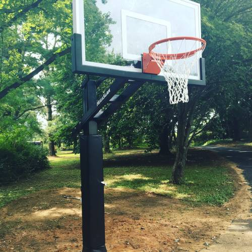 Megaslam Basketball Hoop Installation Service in Washington DC
