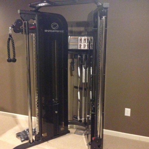 Inspire Weight Machine Assembly and Installation in Gaithersburg Maryland
