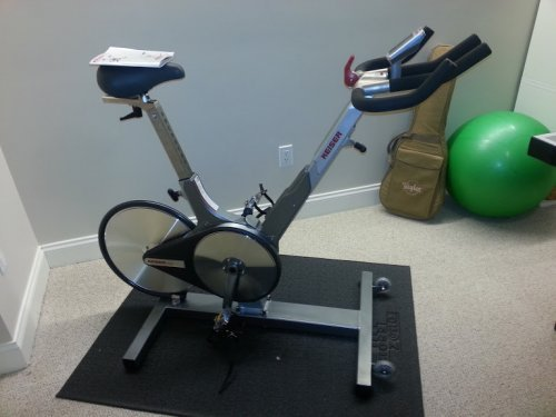 Keiser Exercise Bike Assembly and Installation Service in Laurel Maryland