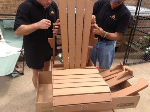 Outdoor Furniture Disassembly, Moving and Reassembly Service in National Harbor MD