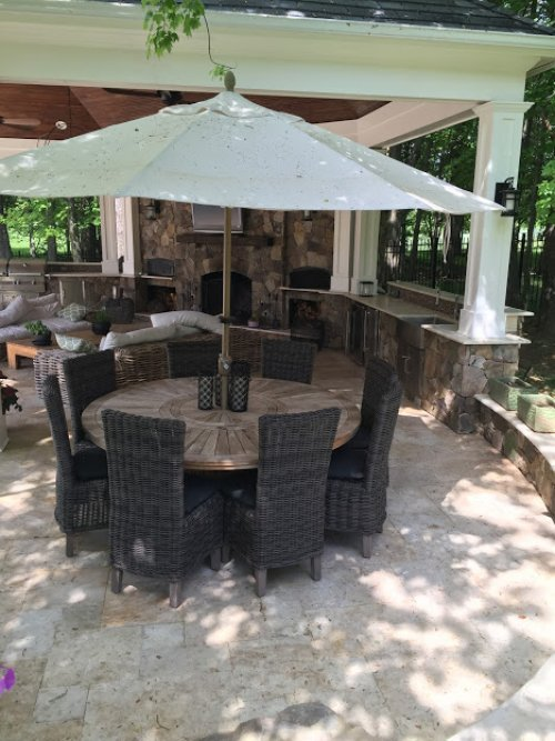 Patio Furniture Hauling, Recycling and Disposal Services in Washington DC
