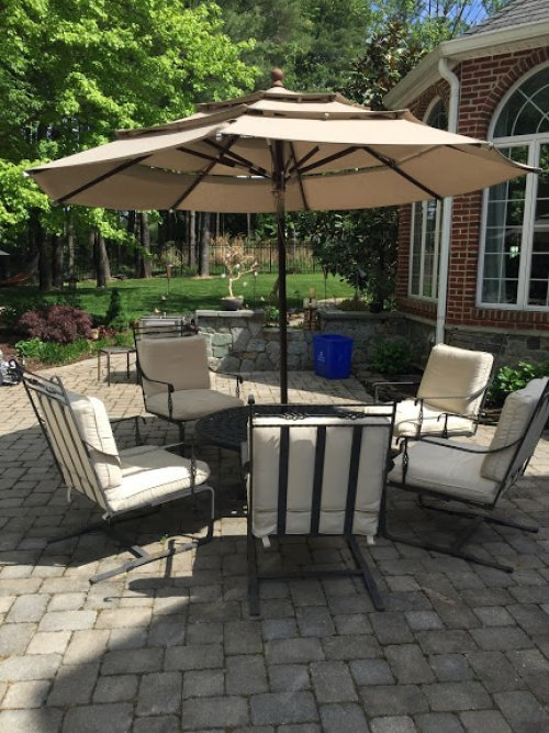 Patio Furniture Assembly and Installation Service in Alexandria VA