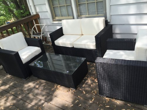 outdoor coffee table outdoor settee