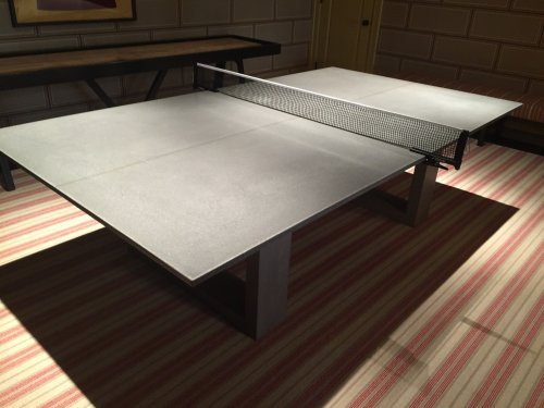 Ping Pong Table Assembly and Installation Service in Washington DC