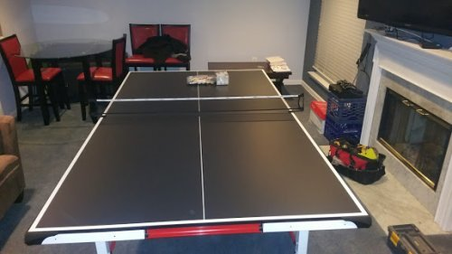 Ping Pong Table Moving and Relocation Services in Bethesda MD