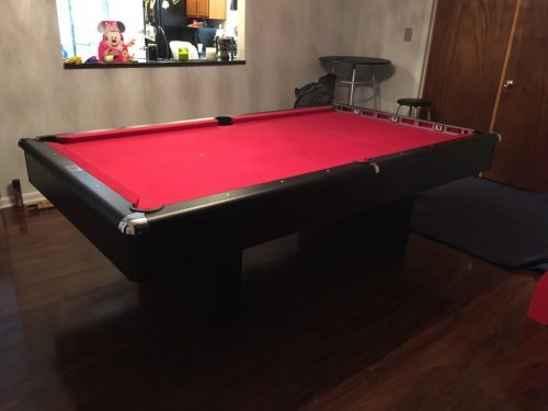 Pool Table Services in MD DC VA